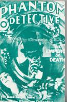 Image for Pulp Classics no 20: The Phantom Detective.