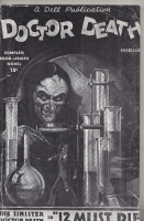 Image for Pulp Classics no 19: Doctor Death.