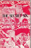 Image for Pulp Classics no 17: The Secret Six.