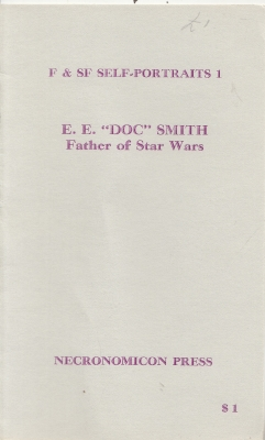 Image for Galactic Roamer: E. E. ''Doc Smith'' Father Of Star Wars.