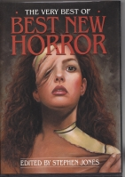 Image for The Very Best Of Best New Horror (signed/limited).