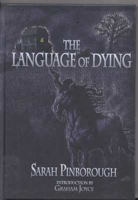 Image for The Language of Dying (100-copy signed/limited + dj).).