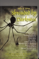 Image for Shrouded By Darkness: Tales Of Terror (limited/signed hardcover).