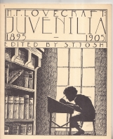 Image for H. P. Lovecraft: Juvenilia 1895-1905.