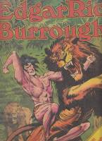 Image for Edgar Rice Burroughs.
