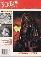 Image for The Scream Factory no. 18: Slithering Terrors.