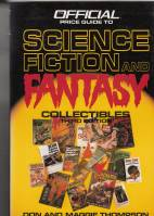 Image for The Official Price Guide to Science Fiction and Fantasy Collectibles: Third Edition.