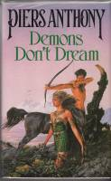 Image for Demons Don't Dream.