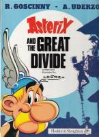 Image for Asterix And The Great Divide.