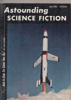 Image for Astounding Science Fiction (June 1953).