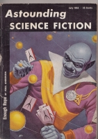 Image for Astounding Science Fiction (July 1953).