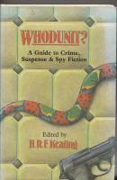 Image for Whodunit? A Guide To Crime, Suspense & Spy Fiction.
