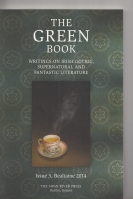 Image for The Green Book, Writings On Irish Gothic, Supernatural And Fantastic Literature Issue 3.