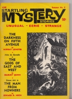 Image for Startling Mystery Stories Vol 1 no 5.
