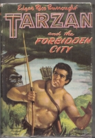 Image for Tarzan And The Forbidden City.