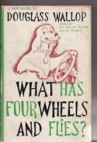 what has four wheels and flies