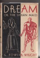Image for Dream Or The Simian Maid.