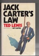 Image for Jack Carter's Law.