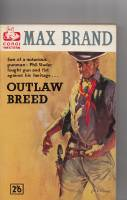 Image for Outlaw Breed.