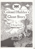 Image for Colonel Halifax's Ghost Story.
