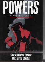 Image for Powers: The Definitive Hardcover Collection: Volume One.