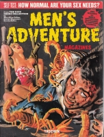Image for Men's Adventure Magazines In Postwar America: The Rich Oberg Collection.