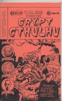 Image for Crypt Of Cthulhu Vol 2 no 8: Tales From The Crypt Of Cthulhu (whole issue 16).