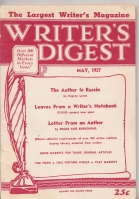 Image for ''Letter From An Author Who Publishes His Own Books'' in WRITER'S DIGEST.