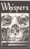 Image for Whispers Vol 3 no. 1 (inscribed by the editor).