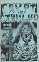 Image for Crypt Of Cthulhu Vol 4 no 1: Clark Ashton Smith issue (whole no. 26).