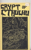 Image for Crypt Of Cthulhu Vol 5 no 4: Lovecraft's Lousier Fiction (whole no. 38).