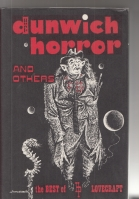 Image for The Dunwich Horror And Others: The Best Supernatural Stories Of H. P. Lovectraft.