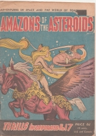 Image for Thrills Incorporated no 17: ''Amazons Of The Asteroids''..