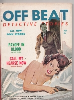 Image for Off Beat Detective Story Magazine vol 2 no 5.