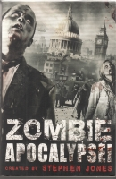 Image for Zombie Apocalypse! (signed by contributor Mark Samuels).
