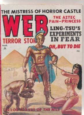 Image for Web Terror Stories Vol 4 no 2