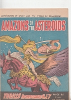 Image for Thrills Incorporated no 17: ''Amazons Of The Asteroids''.