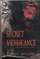 Image for Secret Vengeance: A Repairman Jack Novel (signed/limited edition).