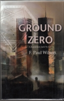Image for Ground Zero: A Repairman Jack Novel (signed/limited edition).
