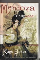 Image for Mendoza In Hollywood: A Novel Of The Company.