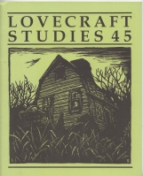 Image for Lovecraft Studies no 45.