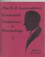 Image for The H. P. Lovecraft Centennial Conference And Proceedings.