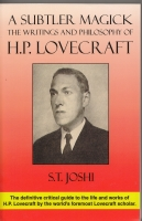 Image for A Subtler Magick: The Writings And Philosophy Of H. P. Lovecraft.