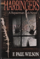 Image for Harbingers: A Repairman Jack Novel (500-copy signed/limited).