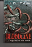 Image for Bloodline: A Repairman Jack Novel (500-copy signed/limited).