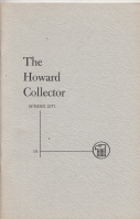 Image for The Howard Collector vol 3 no 2 (whole no 14).
