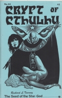 Image for Crypt Of Cthulhu Vol 3 no 8: Richard L. Tierney issue (whole no. 24).