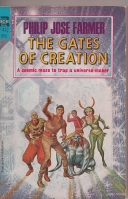 Image for The Gates Of Creation.