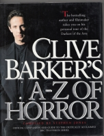 Image for Clive Barker's A-Z Of Horror.