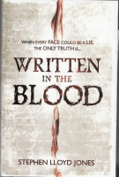 Image for Written In The Blood (+ mint trade paperback).